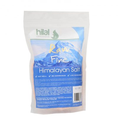 Raw Himalayan Fine Salt